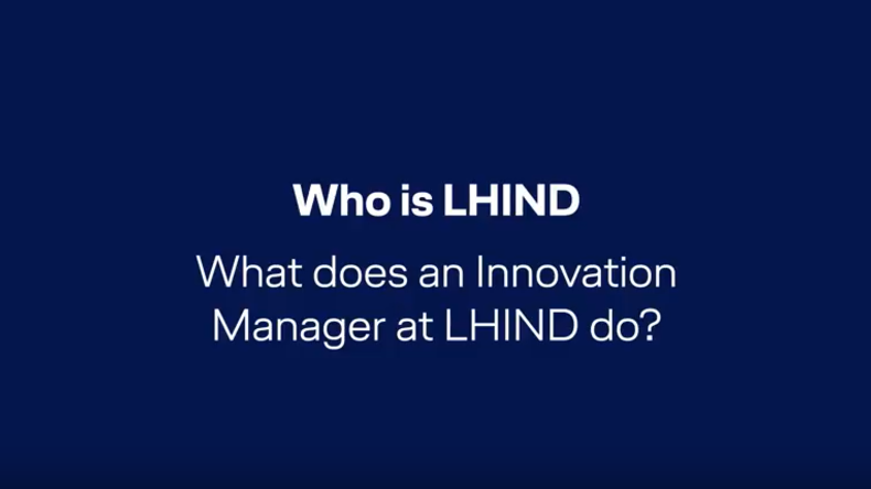 Kristina Haars, Innovation Manager at LHIND