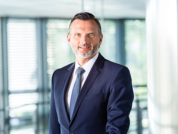 Heiko Packwitz - Chief Marketing & Communications Officer bei LHIND