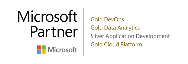 Logo - Microsoft Gold Partner Collaboration and Content
