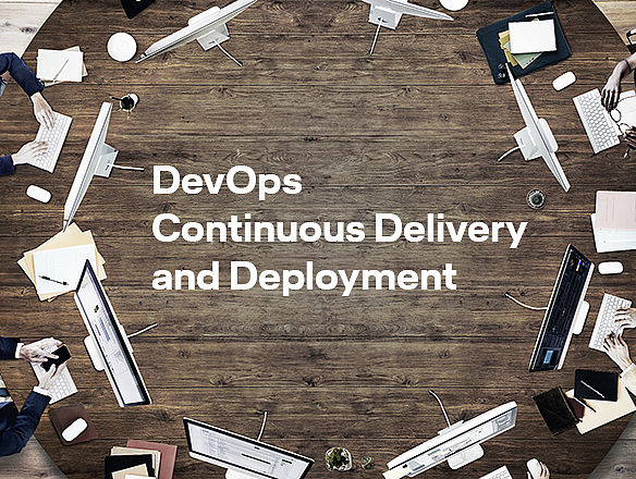 DevOps Schulung - Continuous Delivery and Deployment von LHIND